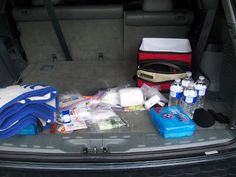 Prepared LDS Family: Car Emergency Kits: Fall Is The Time to Update