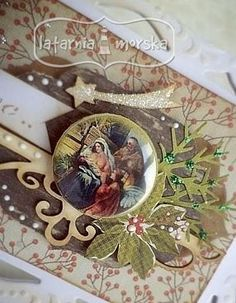holy family button   http://www.hurt.scrap.com.pl/plakietki-ozdobne-flair-buttons-swieta-rodzina.html