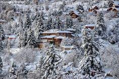 Ποιες Άλπεις; Δείτε εικόνες από τα Τρίκαλα Κορινθίας ~ Loutrakiblog.gr