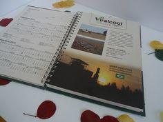 Caderno Agenda Brinde Ecológico Personalizado