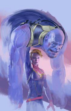 Captain Marvel GO GET EM!!!!!!!!