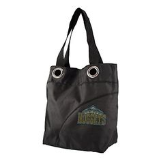 Denver Nuggets NBA Sport Noir Sheen ToteBy BlueTECH >>> Click on the image for additional details.
