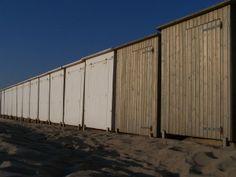 Strandhuisjes Egmond aan Zee