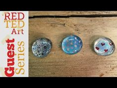 Easy Nail Varnish Magnets Crafts - Red Ted Art's Blog