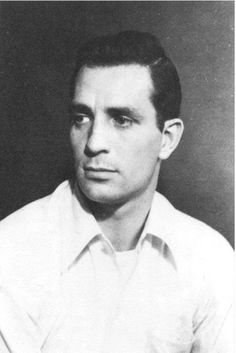 """Jack Kerouac around the time he was writing """"On the Road."""""""