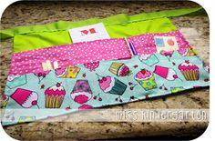 Miss Kindergarten: Classroom apron