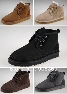 UGG Australia $105 shoes available on aliexpress.com. Men's Snow BootsMens ...