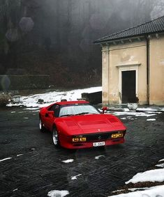 Amazing Ferrari 288 GTO!!! #ferrari #ferrarigto #288 #ferrari288gto #288gto #ferrari288 #ferrarired #scuderiaferrari #oldtimers #heritage #vintage #oldcars Ferrari 288 Gto, Ferrari Car, Ferrari Scuderia, Old Sports Cars, Cars Land, Old School Cars, Top Cars, Car Pictures, Motor Car