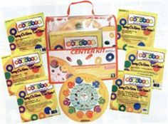 Kindergarten Math Center Kit w/Base