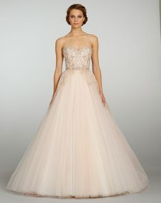 Bridal Gowns, Wedding Dresses by Lazaro - Style LZ3315