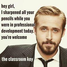 Ryan is so thoughtful : ) #heygirl