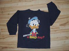 Donald Duck Pullover Gr.128