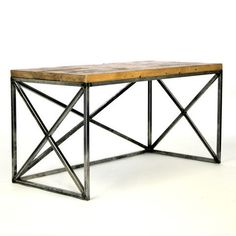 Railcar Desk by Croft House | Croft House Furniture Los Angeles, CA 90036
