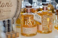 Dillon's Small Batch Rye Celebrates Canada's First Rye Whisky In Decades — The Dieline | Packaging & Branding Design & Innovation News