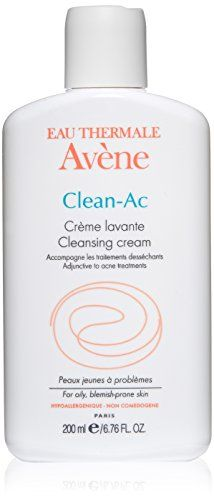 Professional Face Skin Care  Eau Thermale Avne CleanAC Cleansing Cream 676 fl oz >>> You can find more details by visiting the image link.