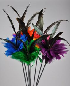 Handmade coque feather duster by www.catboutique.net Coque Feathers, Feather Duster, Online Pharmacy, Pills, Drugs, Beautiful Flowers, Cats, Handmade, Gatos