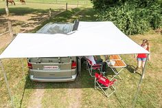 Fiamma Compass Canopy Awning for 4x4, SUV and Campervan