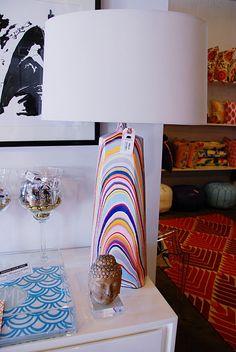 LOVE this lamp - Furbish Studio