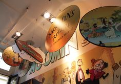 The Moomin Shop by PLANarama Moomin Shop, Shopping, Home Decor, Decoration Home, Room Decor, Home Interior Design, Home Decoration, Interior Design