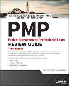 PMP Project Management Professional Review Guide Project Management Certification, Program Management, Knowledge Management, Exam Success, Project Management Professional, Pmp Exam, Exam Guide, Exam Review, Practice Exam