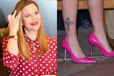 Ink Ladies! The 22 Hottest Tattooed Female Celebs