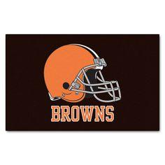 Cleveland Browns Ulti-Mat 5x8