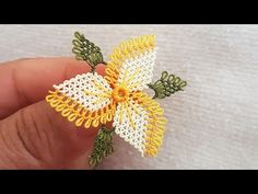Needle Lace, Irish Crochet, Beaded Flowers, Couture, Make It Yourself, Blog, Line Art, Tela, Diy Kid Jewelry