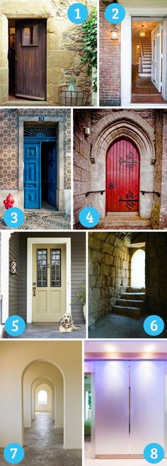Go ahead and pick which door you would like step through, then keep scrolling down.