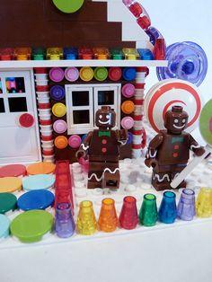 Lego Lego Lego! !  Gingerbread Men - lyninsquam