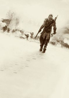Assassin's Creed : III : Conner : Battlefield