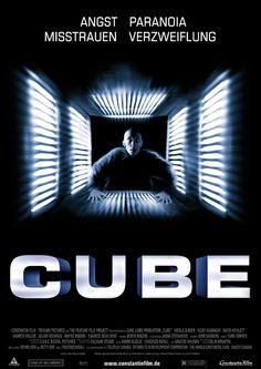 Poster zum Film: Cube