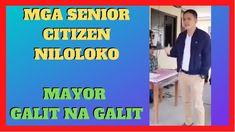 MAYOR GALIT NA GALIT sa Manloloko ng Senior Citizens Citizen, Company Logo, Logos, Travel, Viajes, Logo, Destinations, Traveling, Trips