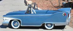 Plymouth Fury pedal car