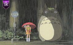 La obras de Hayao Miyazaki colocaron al anime en un meritorio lugar dentro del ámbito de la animación, en el que sólo se encontraban Pixar, Dreamworks o las películas en 3D, gracias a su fidelidad al trabajo artesanal, el que se refleja en cada uno de sus dibujos. #Totoro #Miyazaki #art #movies #perfect #PrincesasDe40