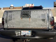 Zombie Apocalypse Truck Wrap (62) | Flickr - Photo Sharing!