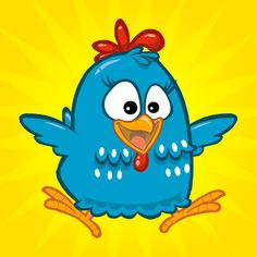 Lottie Dottie Chicken for iOS (iPhone, iPad, iPod, Mac) - Free Download - iPadle