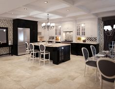 Traditional Kitchen from Fabritec Expressive #Kitchen #KitchenInspiration
