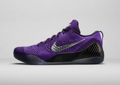 #Nike Kobe 9 Elite Low Hyper Grape #sneakers