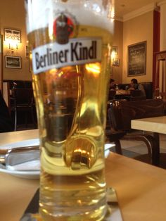 The real reason I came to #Berlin #Kindl
