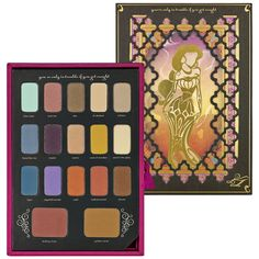Disney Jasmine collection: novità di primavera by Sephora - http://www.tentazionemakeup.it/2013/02/disney-jasmine-collection-novita-di-primavera-by-sephora/ #disney #sephora #beauty #eyeshdow #ombretto