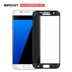1.79$  Watch here - Full Cover Screen Protector For Samsung Galaxy s7 9H 2.5D Tempered Glass for Samsung Galaxy S7 G9300 Protective Film Cover Case   #SHOPPING