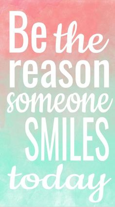 Brighten up your classroom or office with this bright, colorful, motivational poster! be the reason someone smiles today :). Happy Mom Day, Kindness Quotes, Good Ole, Motivational Posters, Inspirational Quotes, Classroom, Entertaining, Smile, Thoughts