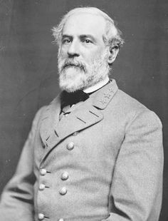 """General Robert Edward Lee.  (Jan 19, 1807 - October 12, 1870)  United States Army Officer, combat engineer, and among the most celebrated generals in American History. Son of Major General Henry """"Light Horse Harry"""" Lee III  (1756-1818)  Married to Mary Anna Randolph Custis (1808-1873) who was the great-grandaughter of Martha Washington."""