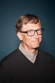 "Bill Gates: ""If you think connectivity is the key thing, that's great. I don't."" The Microsoft co-founder on the poor needing medicine more than the internet."