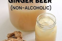 How to Ferment Ginger Beer (non-alcoholic)