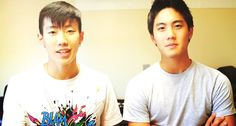 Jay Park and Ryan Higa