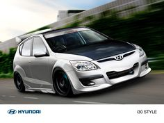 Hyundai I30 by dxprojects