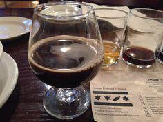 Bourbon County Brand Barleywine Ale - yummy!