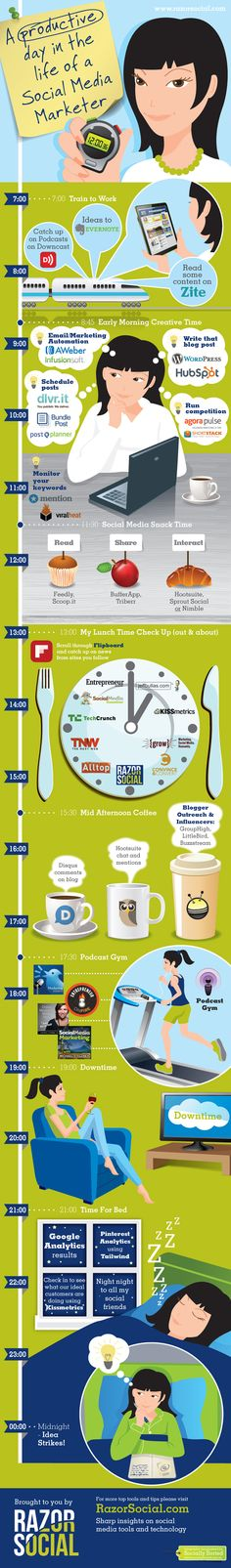 Social Media Marketing 21 Ways to Dominate Social Media Marketing #socialmedia #qca