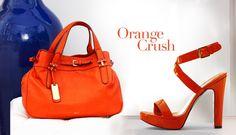 Ralph Lauren Orange Crush